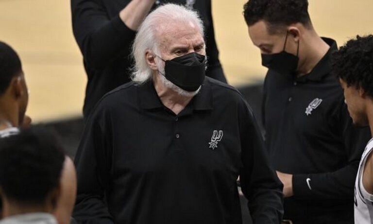 Γκρεγκ Πόποβιτς: O… αιώνιος προπονητής των Σπερς και ο ρέκορντμαν των νικών