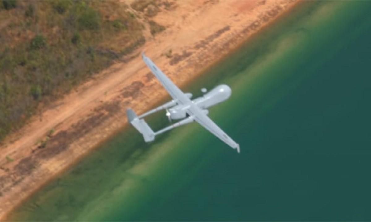 Drones: Έρχονται τα δύο ισραηλινά HERON – Έτοιμη η βάση στην Σκυρο