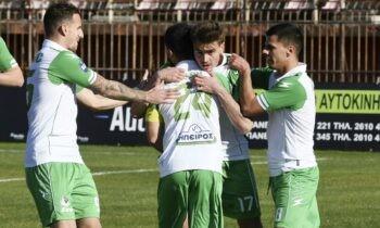 Καραϊσκάκης - ΟΦ Ιεράπετρας LIVE: Ντέρμπι παραμονής ανάμεσα στις δύο τελευταίες ομάδες του βαθμολογικού πίνακα του πρωταθλήματος.