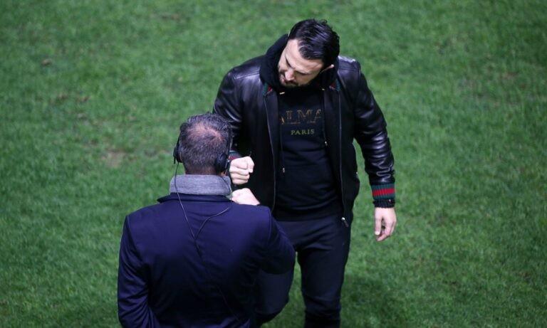Άρης: Στο Βικελίδης ξανά ο Καρυπίδης, γουλί κουρεύτηκε ο Σαντέ Σίλβα!