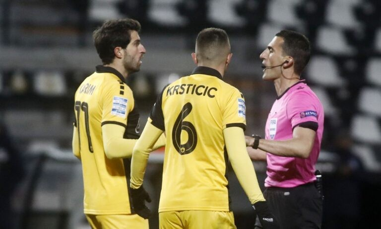 AEK – Κρίστιτσιτς: Επιμένουν οι Σέρβοι για τον παίκτη του Ερυθρού Αστέρα