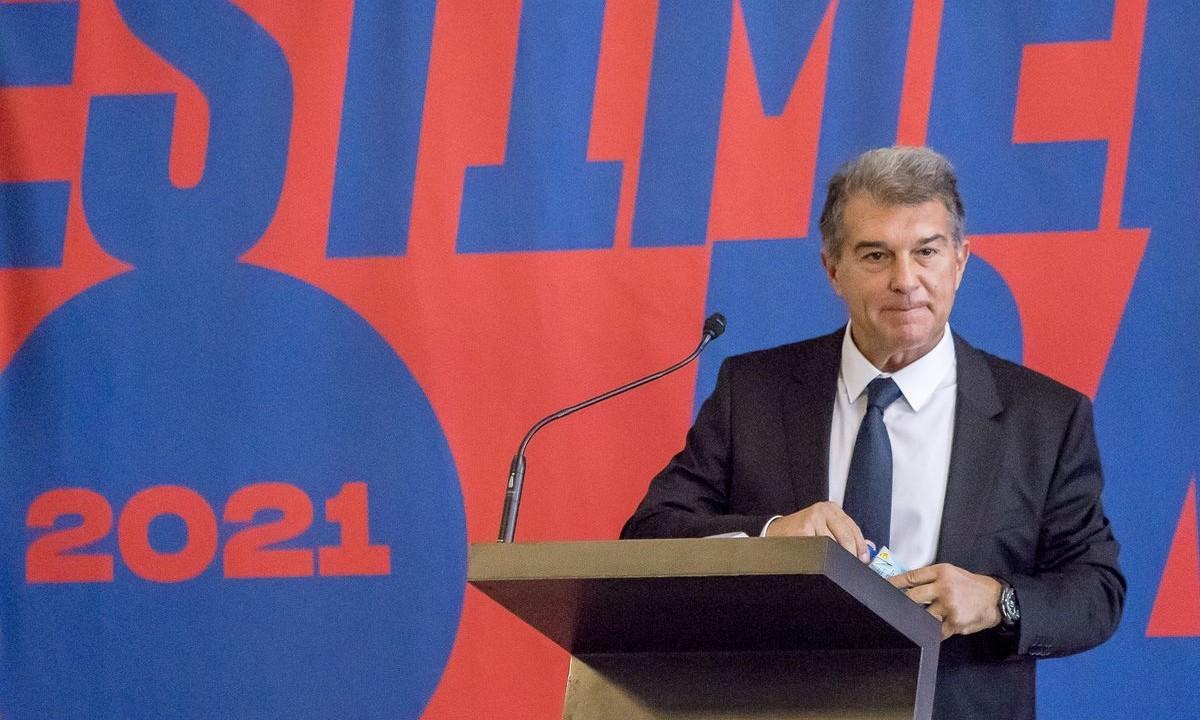 Exit polls: Νέος πρόεδρος της Μπαρτσελόνα ο Ζοάν Λαπόρτα