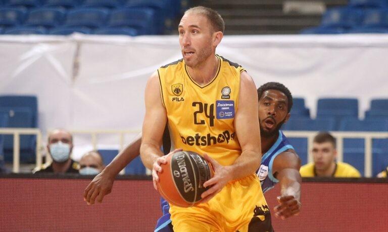 ΑΕΚ: Λοτζέσκι αντί Μορέιρα στο ρόστερ της Basket League