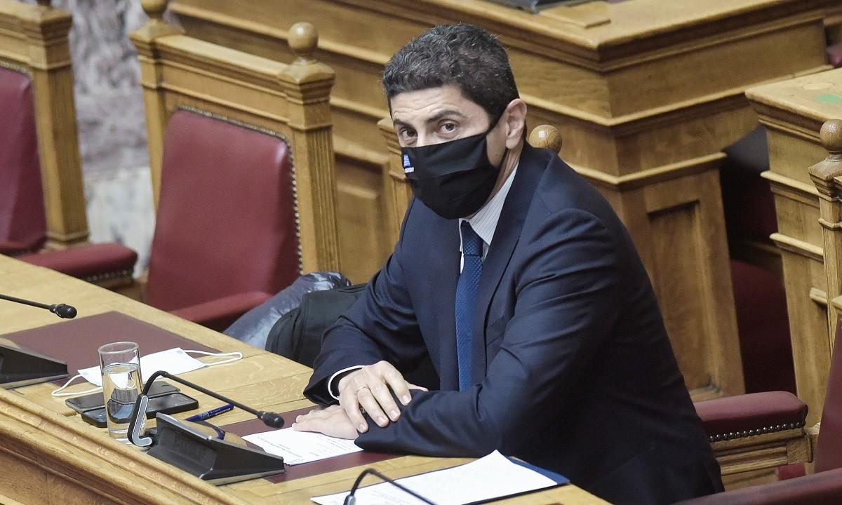 Αυγενάκης: «Η συμπεριφορά του Βασιλακόπουλου είναι παράλογη»