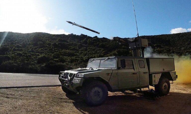 Βayraktar: Το γαλλικό σύστημα άμυνας κατά των drones, Sky Warden, παρουσίασε η MBDA στην έκθεση των Ηνωμένων Αραβικών Εμιράτων.