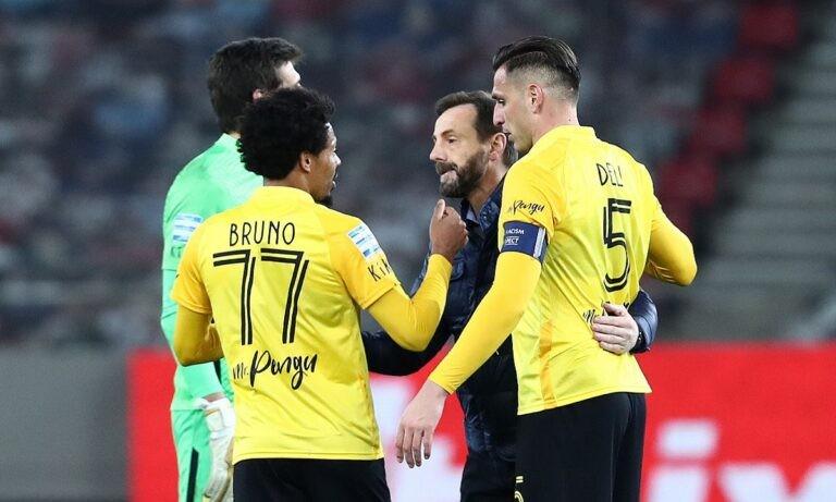 Μάντζιος: «Μιλήσαμε με Κουέστα, τον στηρίζει όλη η ομάδα-Πάμε για νίκη με ΠΑΟΚ» (vid)