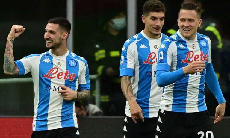 Μίλαν – Νάπολι 0-1: Η μία βλέπει «αστέρια», η άλλη ψάχνει «θαύμα» (vid) | sportime.gr