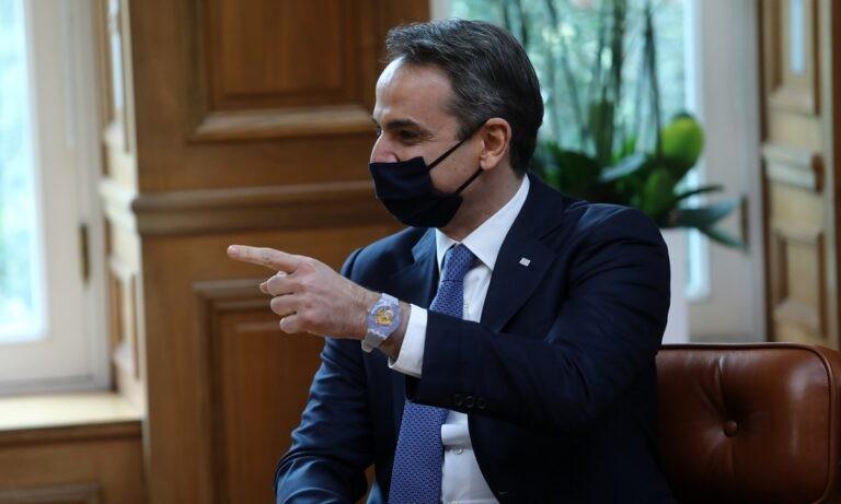 Μητσοτάκης-Μπάιντεν: Τι συζήτησαν στο τηλέφωνο επί μισή ώρα (vid)