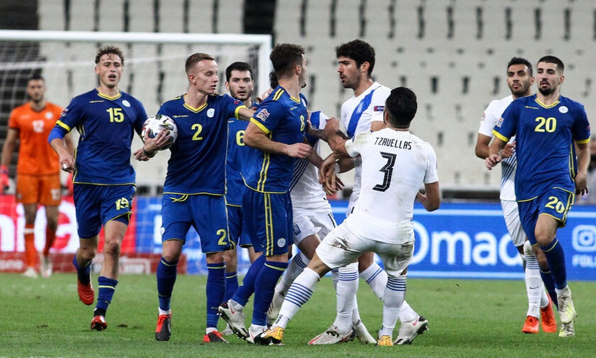 Μουντιάλ 2022: Χαμός στον όμιλο της Εθνικής- Το Κόσοβο απειλεί να μην κατέβει!