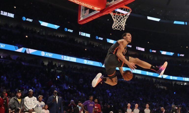 NBA All Star Game: Τα «360» καρφώματα άλλαξαν την ιστορία! (vid)