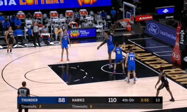 NBA Top-5: H συνεργασία των Χοκς και το «πόστερ» του Νάιτ (vid)