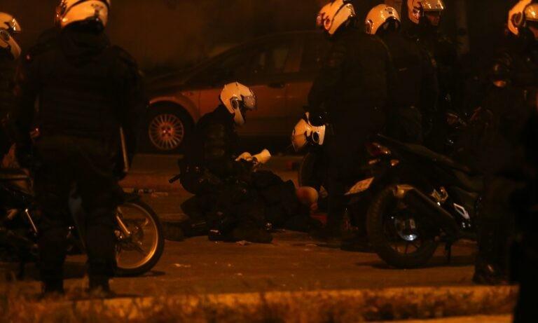 Νέα Σμύρνη – Επεισόδια: Τέσσερις συνολικά οι τραυματίες αστυνομικοί