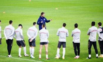 Ο Ολυμπιακός έριξε ήδη το ενδιαφέρον του στην Άρσεναλ και η προετοιμασία ξεκίνησε στο Ρέντη με τον Πέδρο Μαρτίνς να είναι απόλυτα έτοιμος.