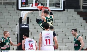 Euroleague: Δύσκολη έξοδος για τον Παναθηναϊκό στο Μόναχο