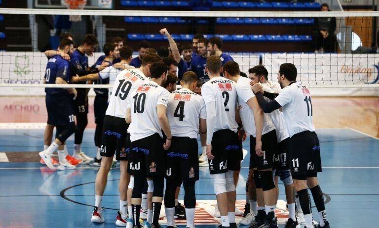 Volley League: Την Παρασκευή διεξάγονται δύο εξ' αναβολής ματς
