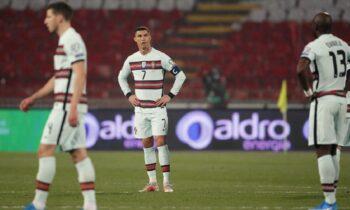 Σερβία και Πορτογαλία αναδείχθηκαν ισόπαλες 2-2 σε παιχνίδι για την 2η αγωνιστική των προκριματικών του Μουντιάλ του 2022.