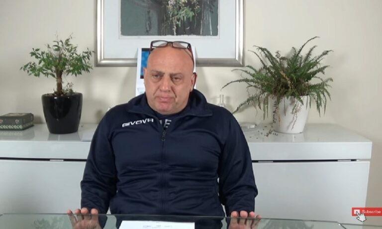 Ραπτόπουλος: «Απογοητευτικός ο Φορτούνης, βρωμάει… σοφτίλα – Σπουδαία τακτική ο Ολυμπιακός»