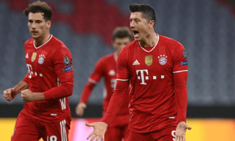 Μπάγερν Μονάχου – Λάτσιο 2-1: «Σφράγισε» το εισιτήριο για τους «8» με εύκολη νίκη (vid)