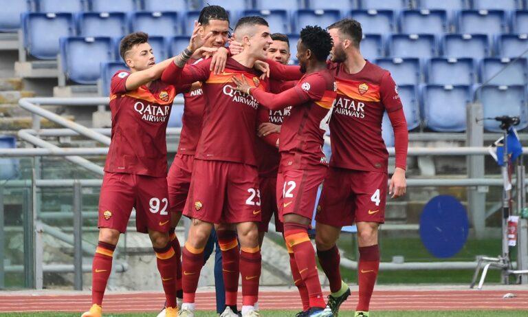 Γκολ ο Μαντσίνι, σε θέση Champions League η Ρόμα (vid)