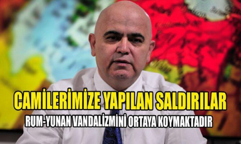 Τούρκοι: Σχέδιο των μυστικών υπηρεσιών η θεωρία για σφαγές χριστιανών το 1821, υποστηρίζει ο Τούρκος ιστορικός καθηγητής Δρ. Salim Gökçen.