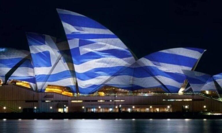 Γεννήθηκα 25η Μαρτίου: Όταν υψώνουμε Ελληνικές σημαίες στην Ελλάδα κάποιοι το θεωρούν… εθνικισμό. Όταν όλες οι χώρες ντύνονται στα γαλανόλευκα, είναι απλά… Πέμπτη