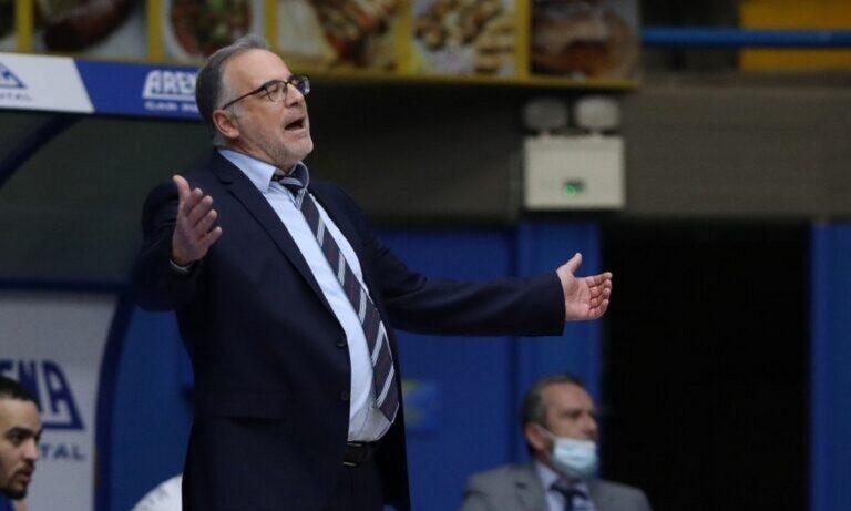 Σκουρτόπουλος: «Χαρούμενος που τα παιδιά αντέδρασαν καλά – Είμαστε ομάδα με ταλέντο»