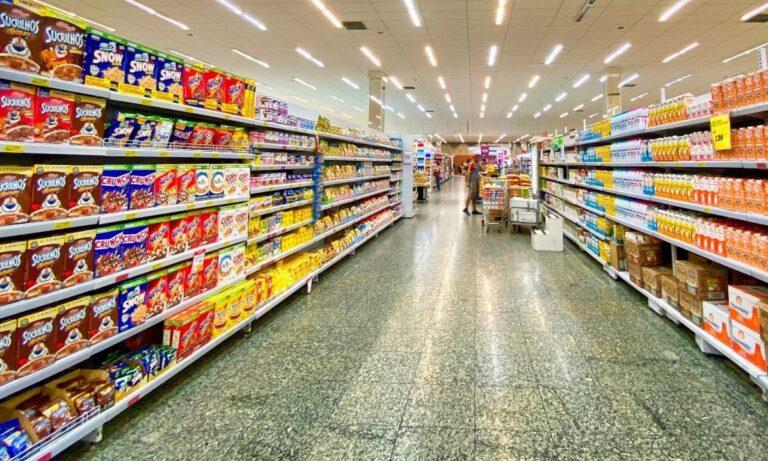 Σούπερ μάρκετ – Lockdown: Το νέο ωράριο τους – Τι ώρα κλείνουν