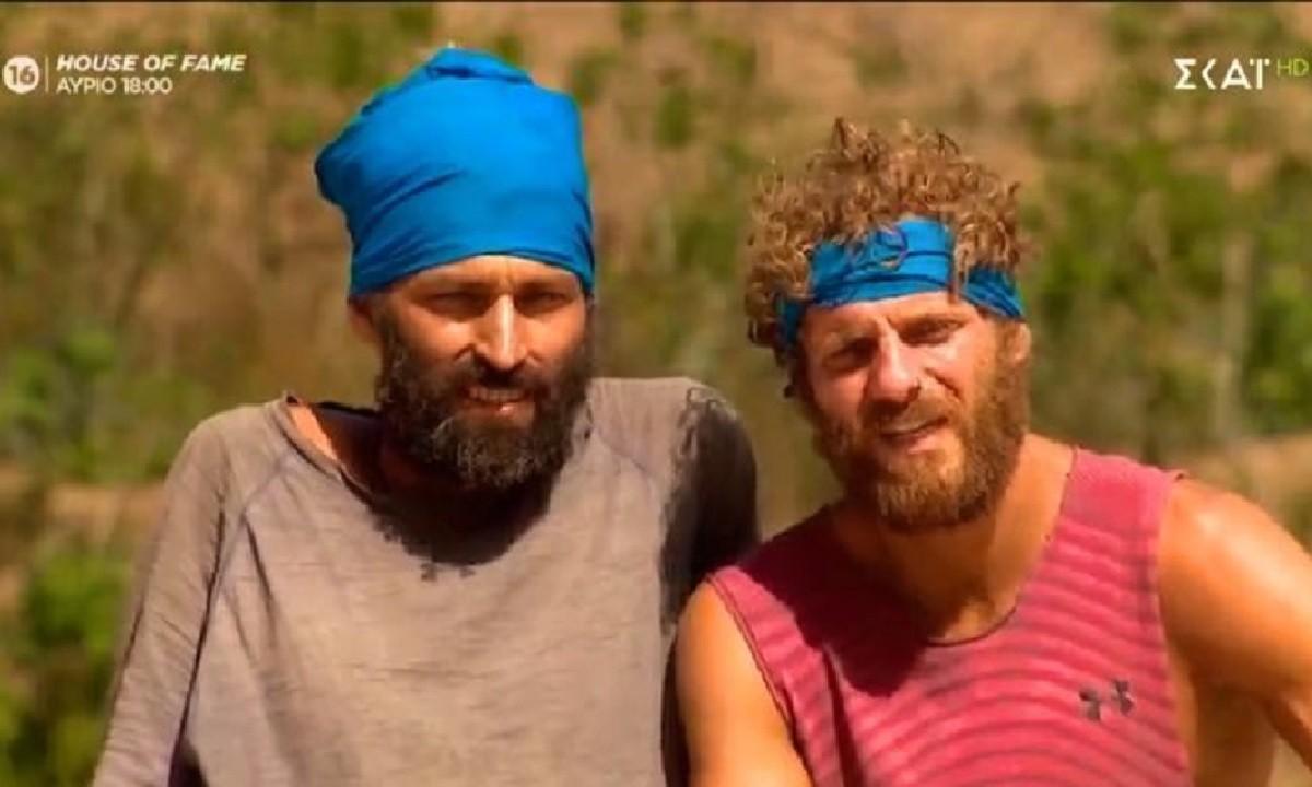 Survivor: Το twitter έστησε «γλέντι» για τους Κρις και Αλέξη που δεν αγωνίστηκαν – «Οι γέροι του Μάπετ Σόου» (pics)