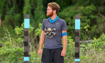 Survivor ατομική ασυλία 2/3: Ο Τζέημς Καφετζής ήταν ο παίκτης που κέρδισε την ατομική ασυλία κι αυτός που θα υποδείξει έναν μπλε υποψήφιο!