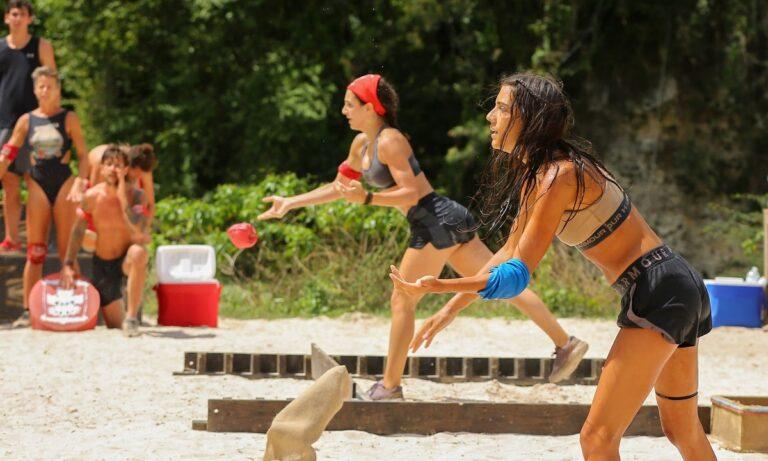 Survivor διαρροή 2/3: ΟΡΙΣΤΙΚΟ! Αυτή η ομάδα κερδίζει το αγώνισμα για τη 2η ασυλία! Μπλε ή κόκκινη;