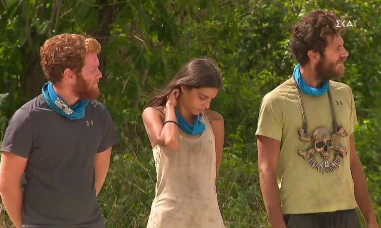 Survivor διαρροή 24/3: ΟΡΙΣΤΙΚΟ! Αυτή η ομάδα κερδίζει το αγώνισμα με το έπαθλο επικοινωνίας! Μπλε ή κόκκινη;