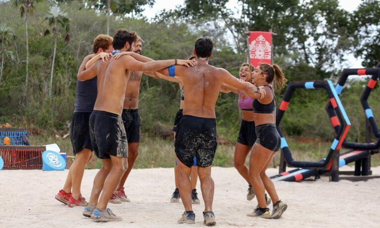 Survivor διαρροή 31/3: ΟΡΙΣΤΙΚΟ! Αυτή η ομάδα κερδίζει το αγώνισμα με το έπαθλο επικοινωνίας! Μπλε ή κόκκινη;