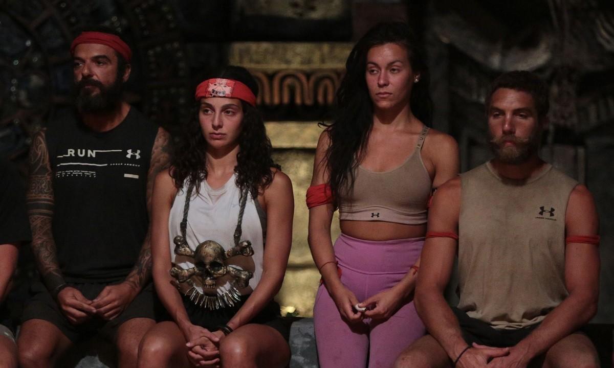 Survivor spoiler διαρροή 20/3: MEGA POLL! Ψηφίστε! Ποιός θέλετε να είναι ο επόμενος αρχηγός στην κόκκινη ομάδα;