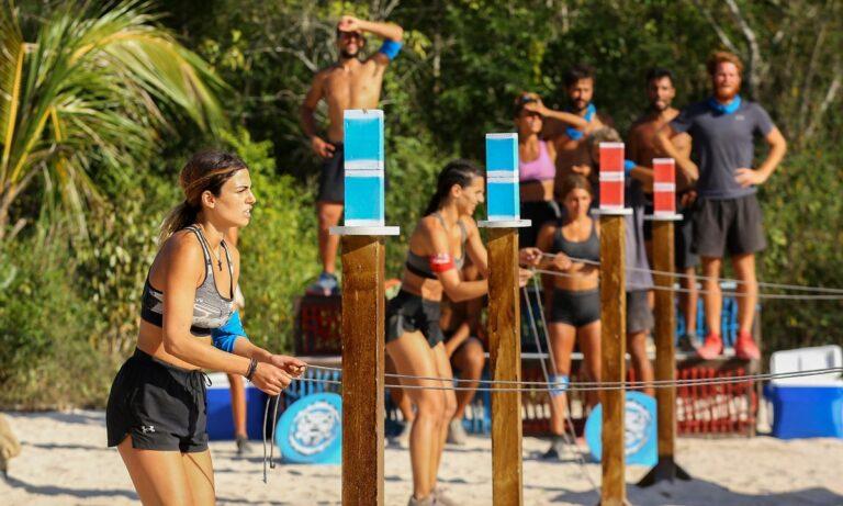 Survivor spoiler 14/3: Ποιος κερδίζει το αγώνισμα με έπαθλο φαγητό; Τζέημς Καφετζής team ή Γιώργος Κοψιδάς team;