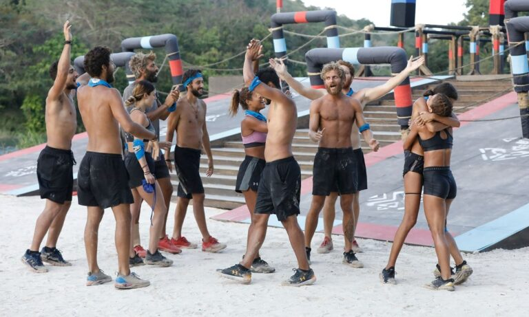 Survivor spoiler 7/3: Ποια ομάδα κερδίζει το αγώνισμα επάθλου; Γιώργος Κοψιδάς Team ή Τζέημς Καφετζής team;