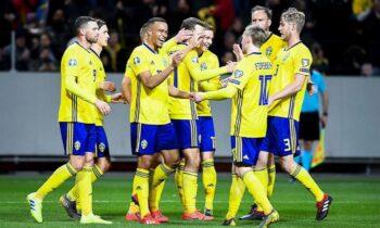 Κόσοβο - Σουηδία LIVE