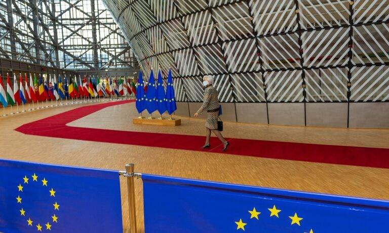 Σύνοδος κορυφής: Σε εξέλιξη -μέσω τηλεδιάσκεψης- βρίσκεται συνάντηση των ηγετών της Ευρωπαϊκής Ένωσης και μάλιστα έχει προκύψει μια θετική εξέλιξη για την Ελλάδα.