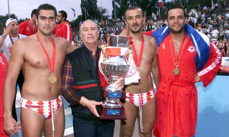 Λεωνίδας Θεοδωρακάκης: Ένας χρόνος χωρίς τον «στρατιώτη» του Ολυμπιακού (vid+pics)