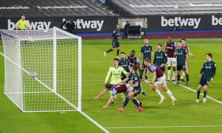 Γουέστ Χαμ – Λιντς 2-0: Σε τροχιά τετράδας