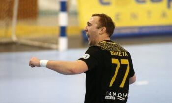 ΑΕΚ χάντμπολ: Φουλ για πρόκριση στην ημιτελική φάση του EHF Cup στο χάντμπολ, αφού την Πέμπτη (25/3) επικράτησε 31-20 της Νέβα.