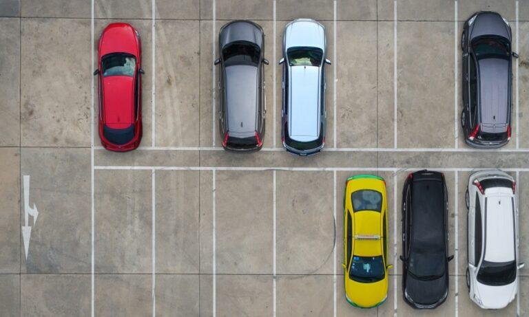 Ουαλία: Έκανε το λάθος να παρκάρει σε λάθος θέση και κατέληξε έτσι! (pic)
