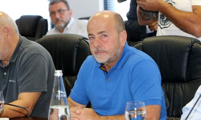 Παναθηναϊκός: Η συνάντηση με τον Αλαφούζο προκάλεσε φθορά στα αποδυτήρια