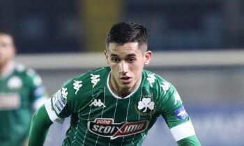 Σωτήρης Αλεξανδρόπουλος: Βήμα-βήμα προχωρά ο ποδοσφαιριστής που ακόμα δεν έχει βάλει τον αριθμό 2 μπροστά στην ηλικία του.