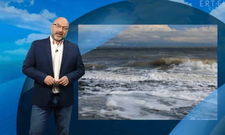 Αρναούτογλου Καιρός:Έρχονται μπόρες – Νέα προειδοποίηση για τους ανέμους