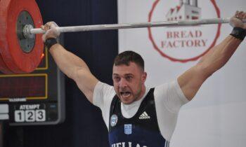 Άρση βαρών: Το Ευρωπαϊκό πρωτάθλημα Άρσης Βαρών πλησιάζει (3-11 Απριλίου) και η Ελλάδα θα συμμετάσχει με πέντε αθλητές.