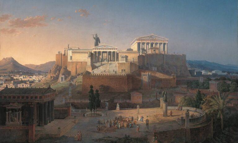 Το αφιέρωμα «200 Χρόνια Ελεύθερη Ελλάδα» συνεχίζεται την Τετάρτη (17/3) με την αρχαιοελληνική επίδραση στη διαμόρφωση των υπόδουλων Ελλήνων.
