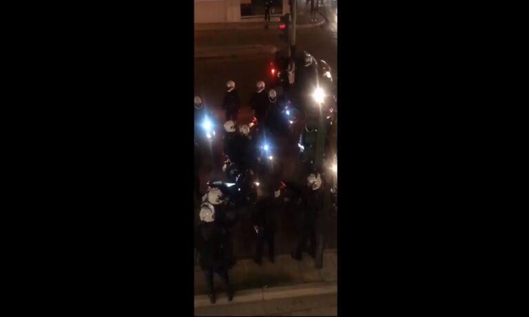 Ομάδα ΔΡΑΣΗ μετά την επίθεση στον αστυνομικό: «Πάμε να τους σκοτώσουμε…» (vid)