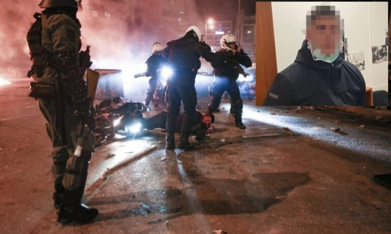 Nέα Σμύρνη: Αυτός έριξε τον ειδικό φρουρό από τη μηχανή! – Του πέρασε χειροπέδες η Αστυνομία (pics)