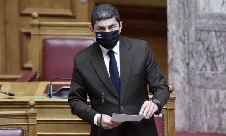 Αυγενάκης: «Στηρίζουμε με πράξεις τους ερασιτέχνες αθλητές και όχι με λόγια»