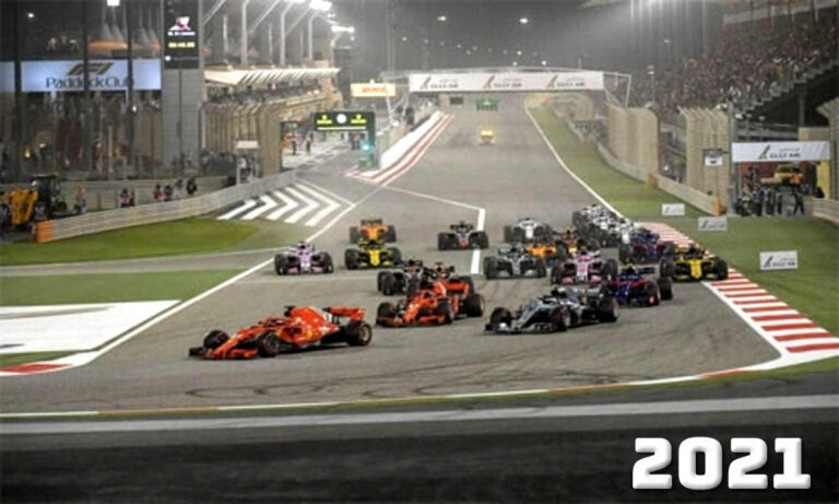 Formula 1 Teams 2021 – Ομάδες και οδηγοί